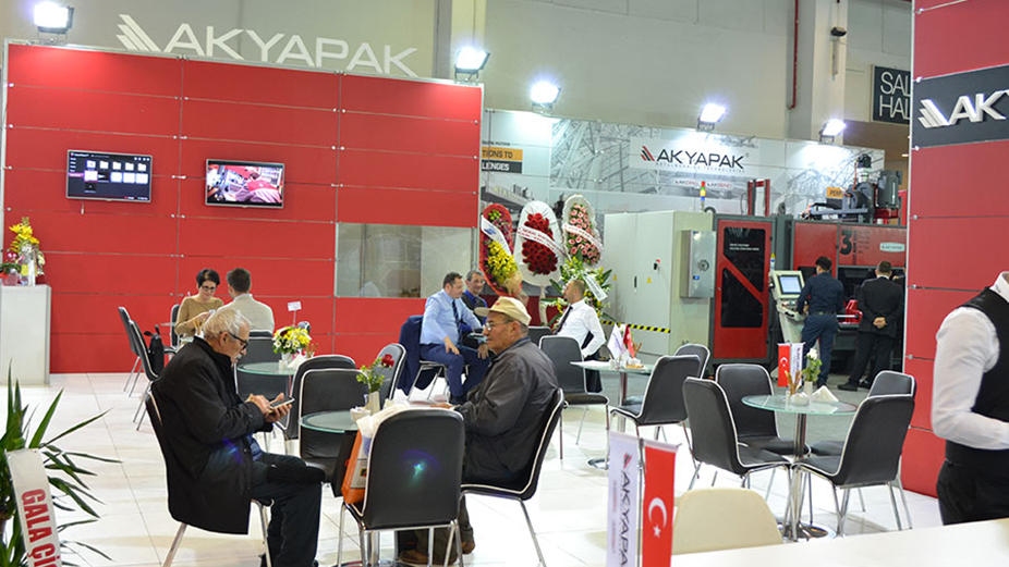 Innovative Technology Exhibitions In Bursa Metal Processing Fair
