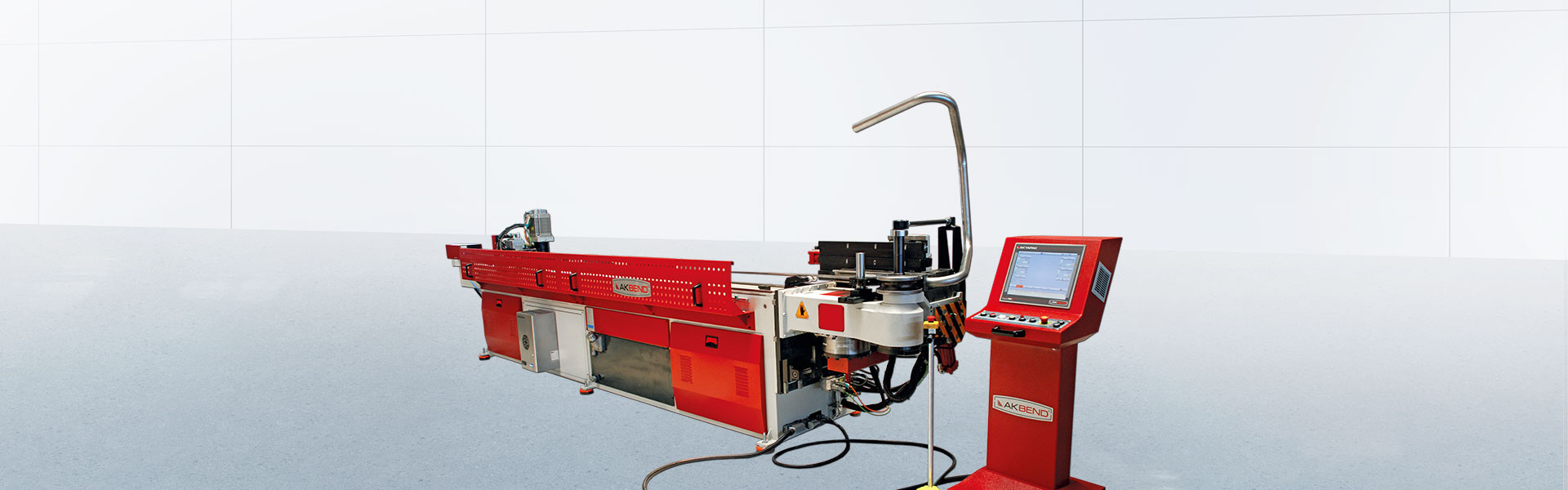 ABM 50 CNC Tube Bending Machine
