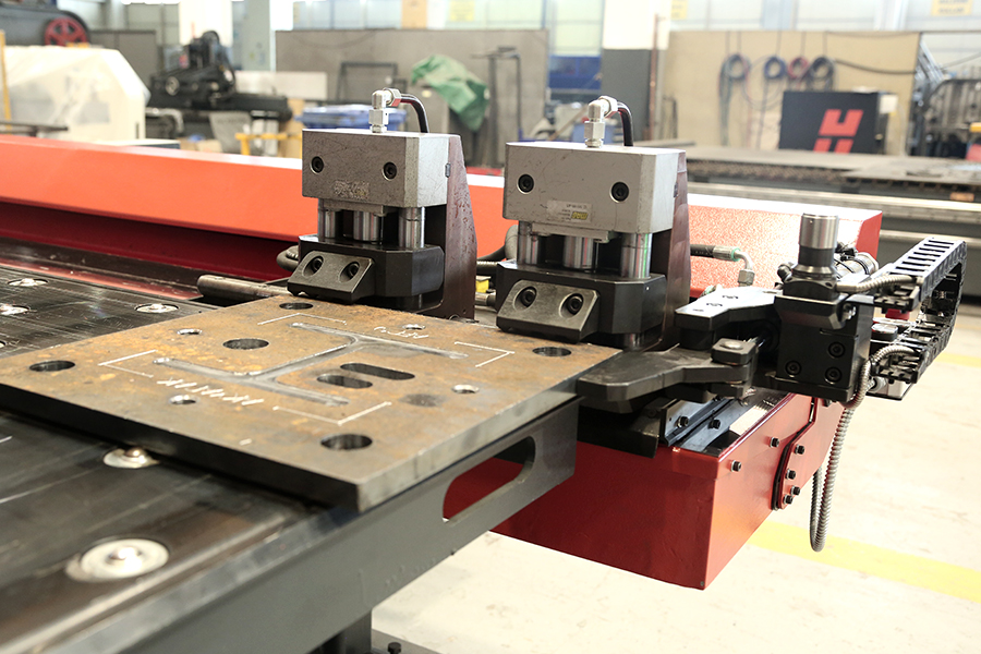 AFD  Plate Drilling Machines