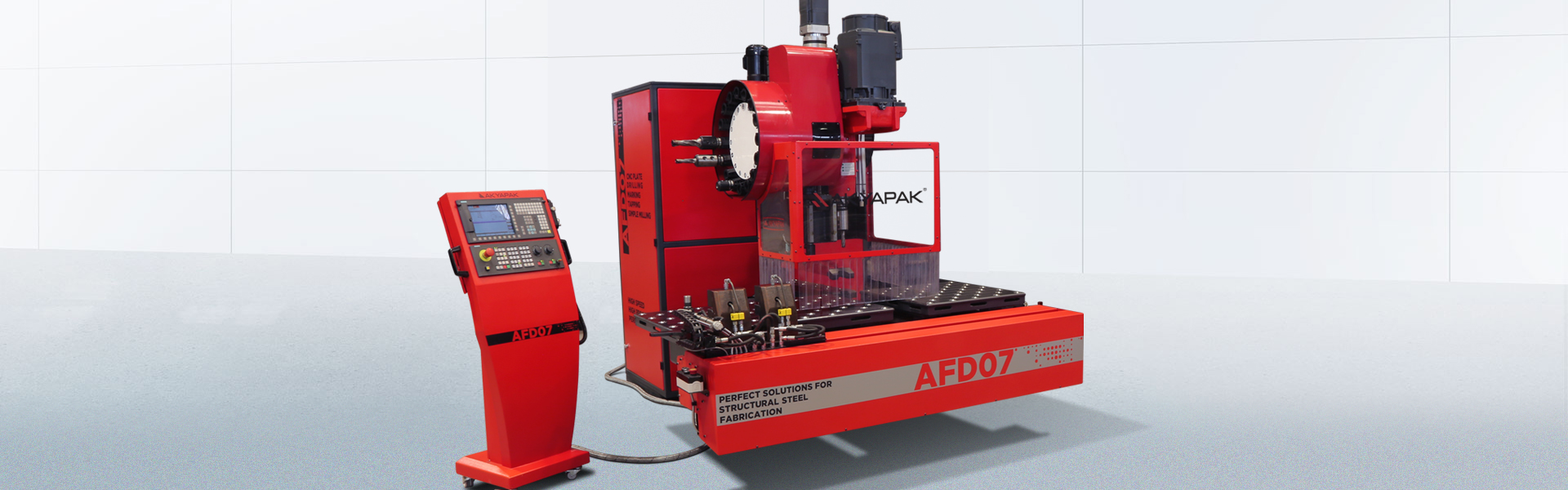 AFD 07 Plate Drilling Machines