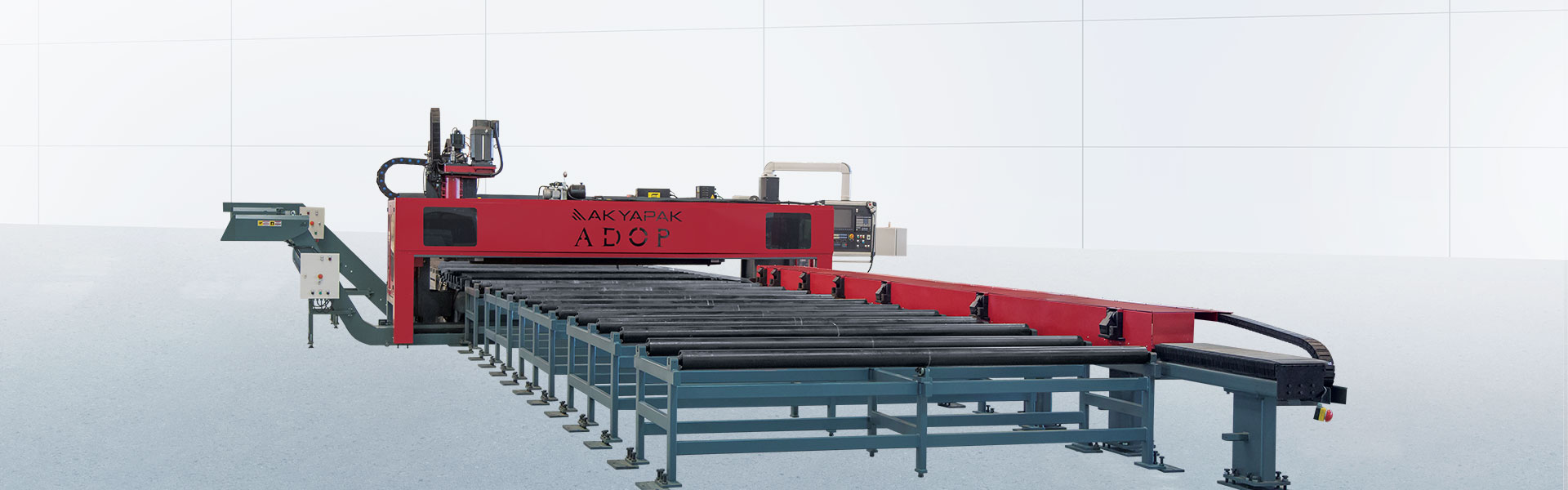 ADOP Combined Drilling - Oxy-Fuel/Plasma Cutting Machines