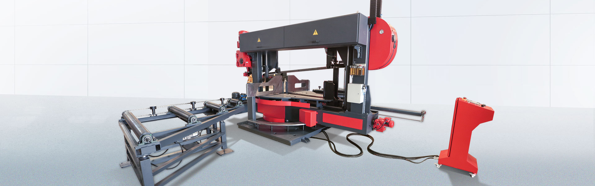 AST 1200-500 Bandsaw