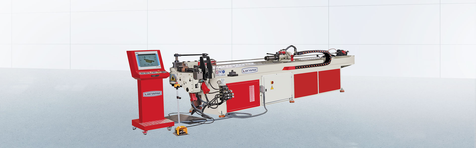 ABM 76 NC Tube Bending Machine