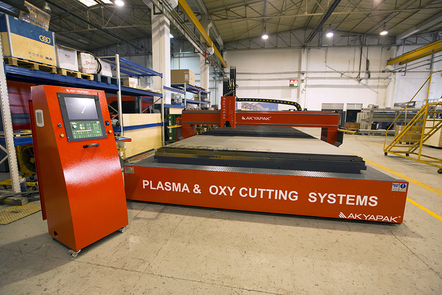APL Oxy Plasma Cutting Machines