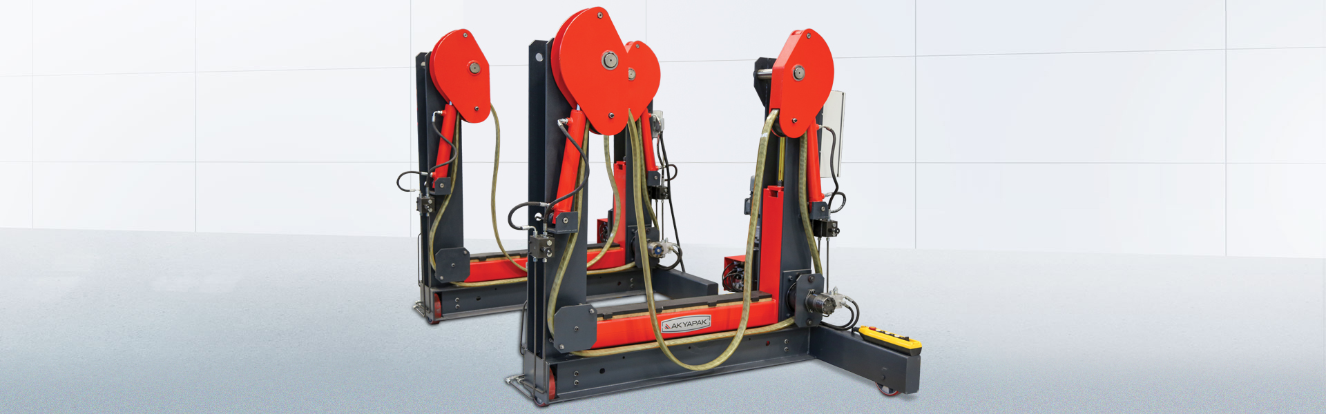 HR Rope Rotators