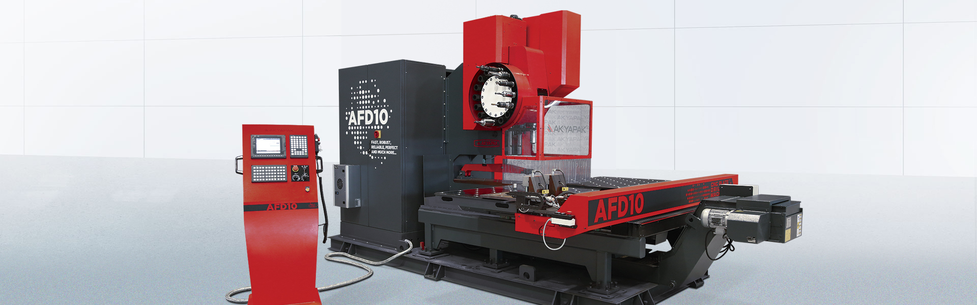 AFD 10 Plate Drilling Machines