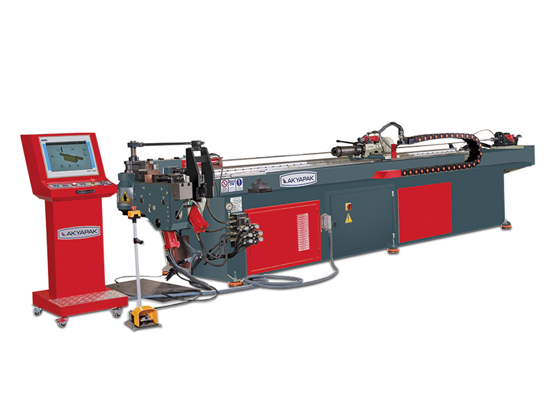 Tube and Pipe Bending Machines