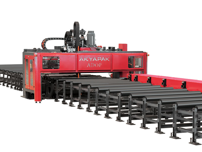 Combined Drilling - Oxy-Fuel/Plasma Cutting Machines