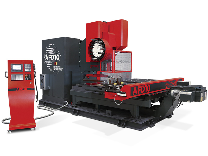 Plate Drilling Machines