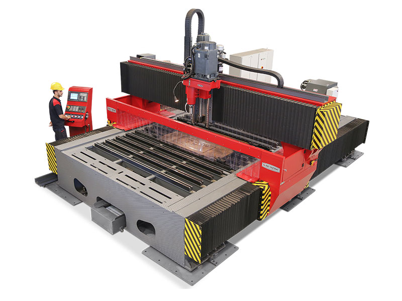 Heavy-Duty Plate Drilling Machines
