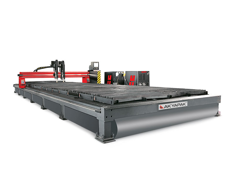 Oxy Plasma Cutting Machines
