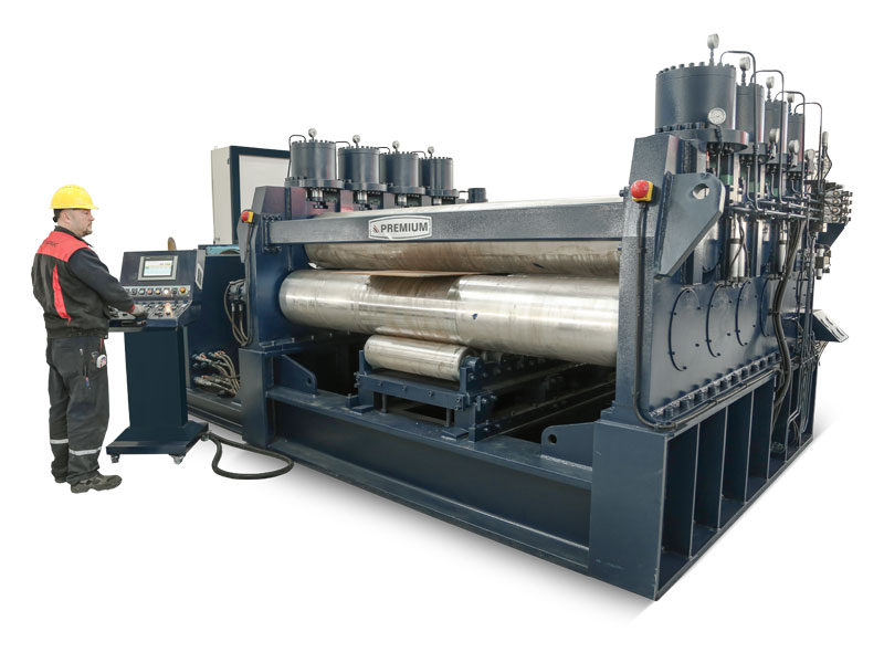 Plate Straightening Machines
