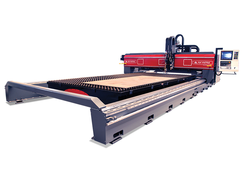 Drilling And Oxy-Fuel/Plasma Cutting Machine