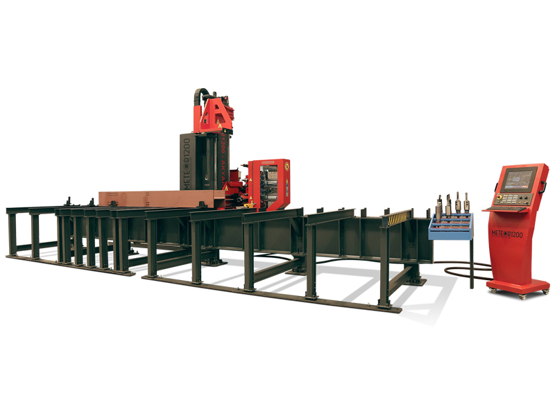 Single Spindle Drilling Line
